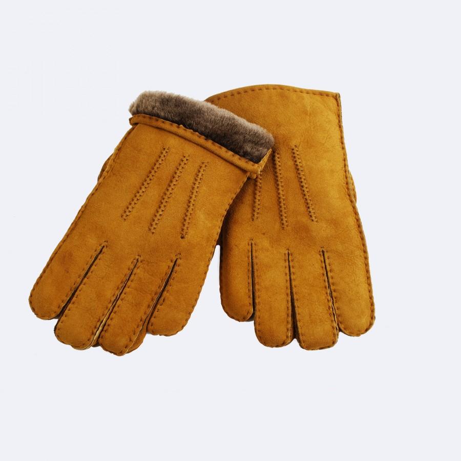 Burlington Shearling Gloves