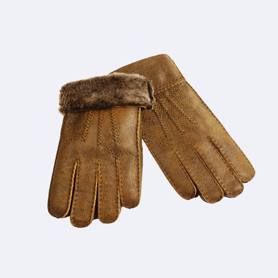 Lawrence Shearling Gloves