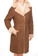 Lily Shearling Coat