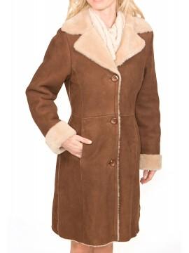 Lily Shearling Coat