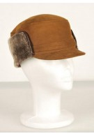 Men's Shearling Hat