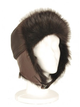 Women's Shearling Hat