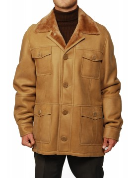 Richard Shearling Coat