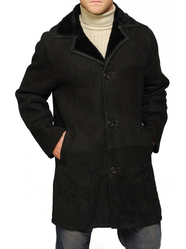 Parker Shearling Coat