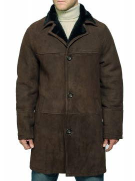 Fred Shearling Coat