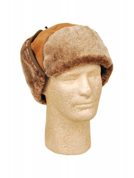 Terry Sheepskin Hat