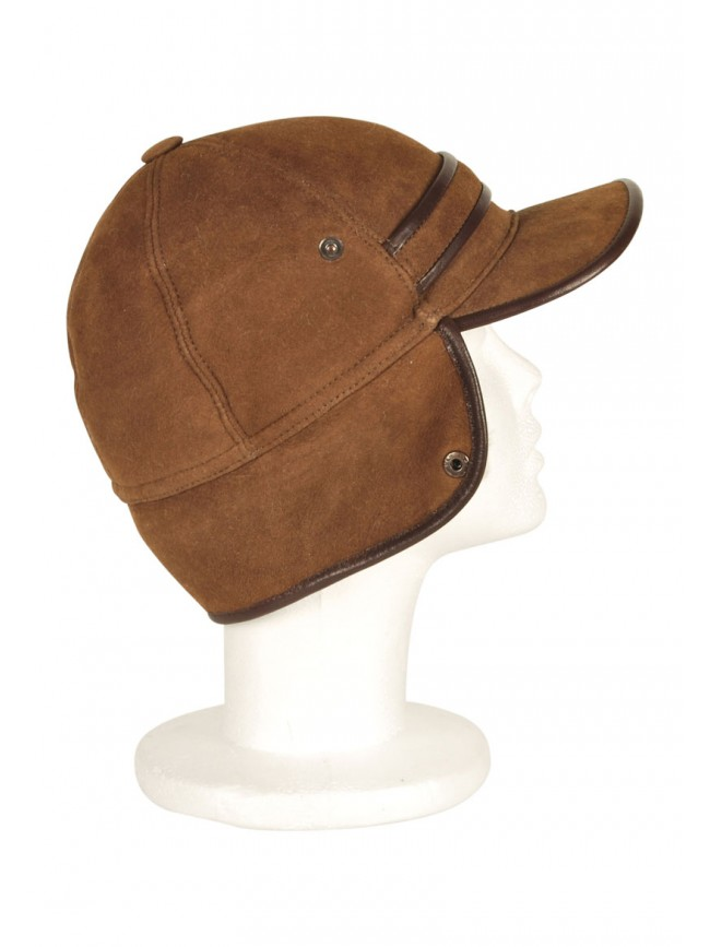 Curtis Sheepskin Hat