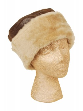 Bethany Sheepskin Hat