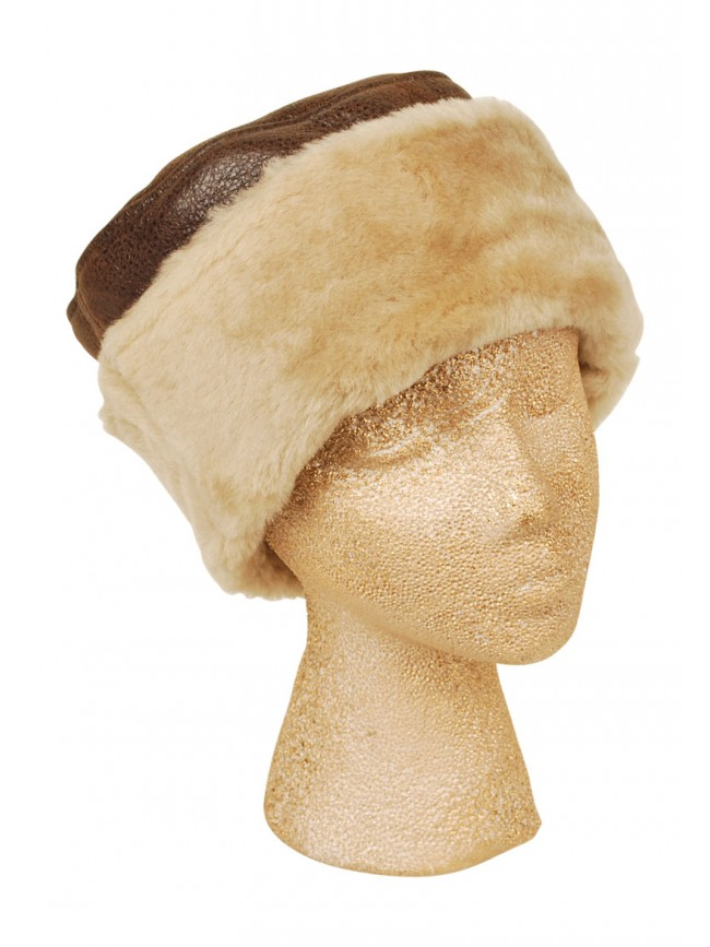 Bethany Sheepskin Hat