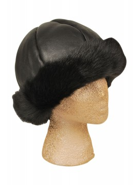 Danielle Sheepskin Hat