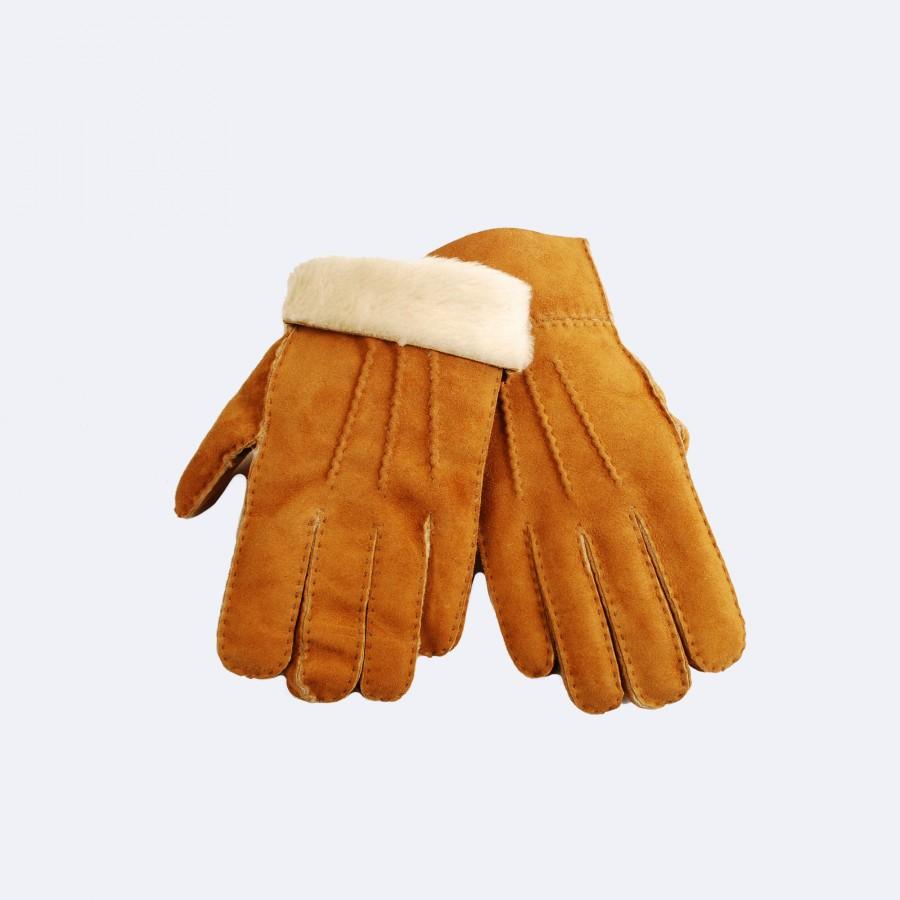 Aspen Shearling Gloves