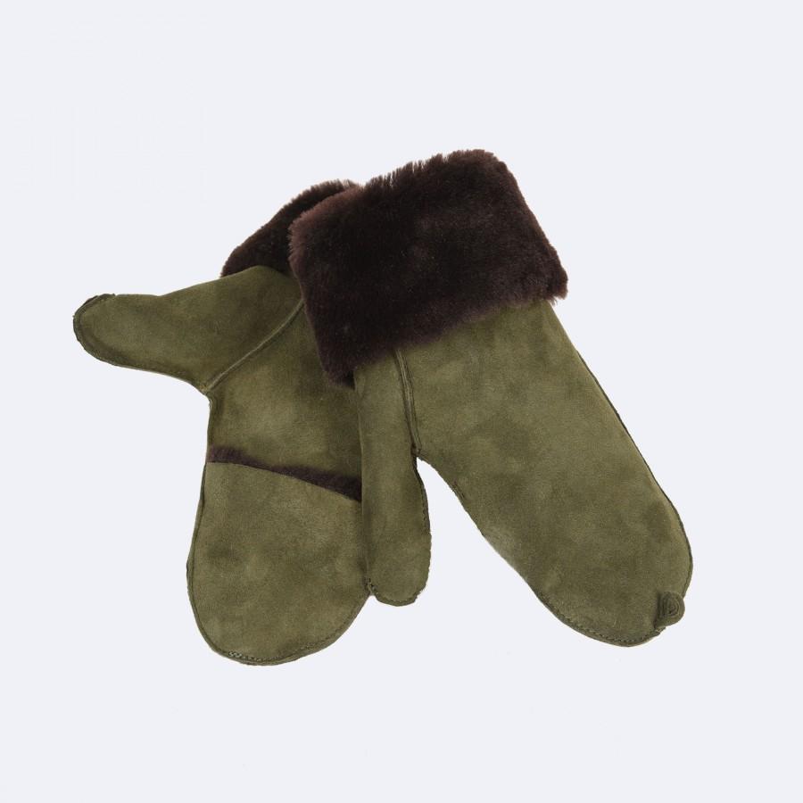 Montana Sheepskin Mittens
