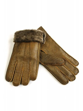 Utica Shearling Gloves