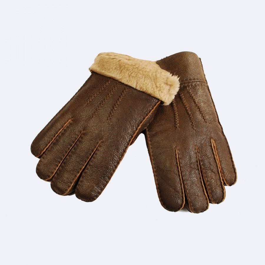 Albany Shearling Gloves