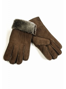 Boulder Shearling Gloves