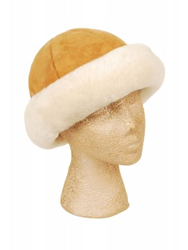 Darlene Sheepskin Hat