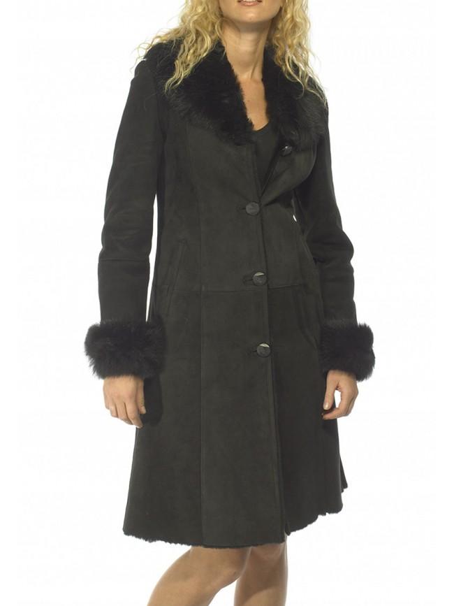 Martha Shearling Coat