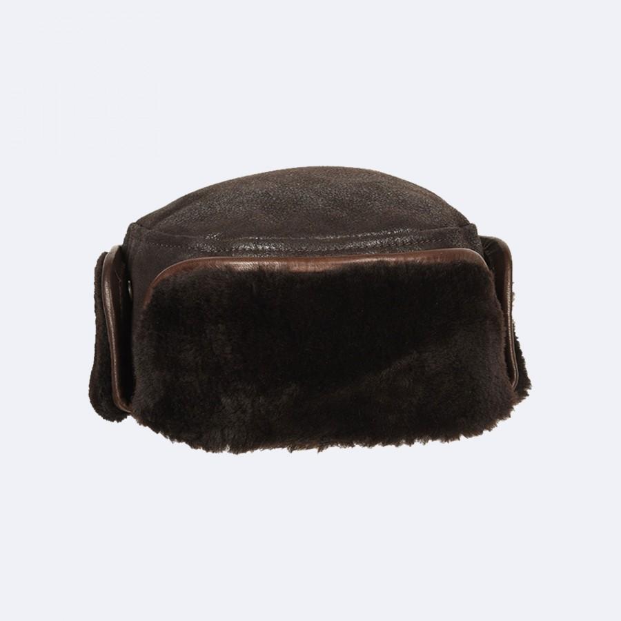 Bona Sheepskin Hat