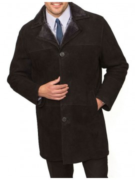 Paterson Shearling Coat