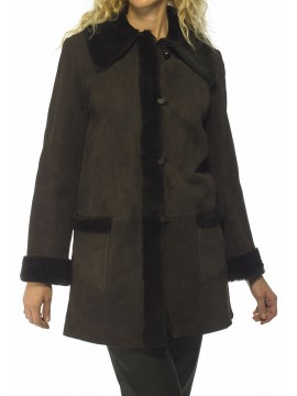 Paige Shearling Coat