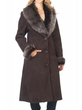 Rosemary Shearling Coat