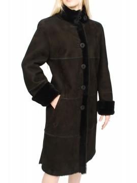 Ivy Shearling Coat