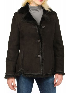 Myrtle Shearling Jacket