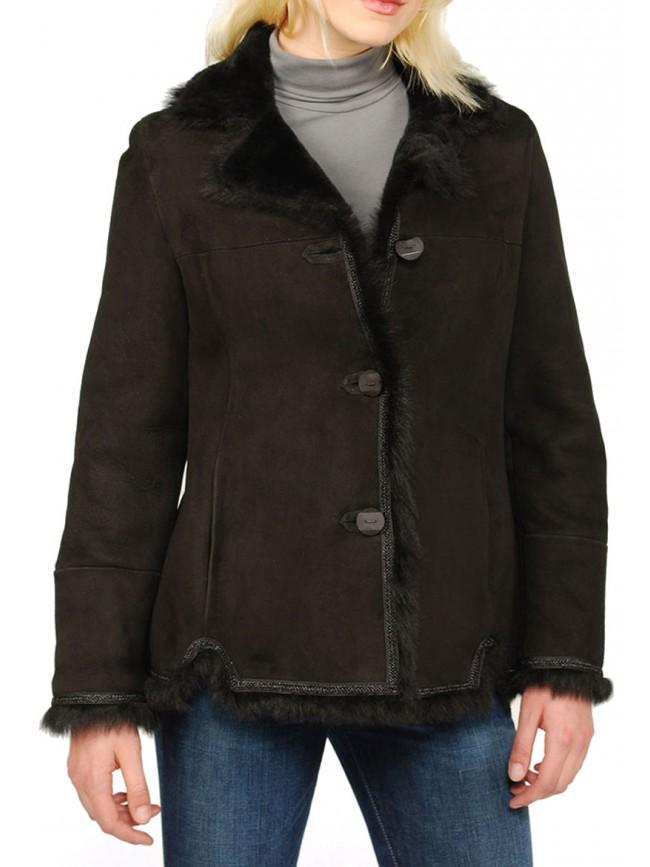 Myrtle Shearling Jacket