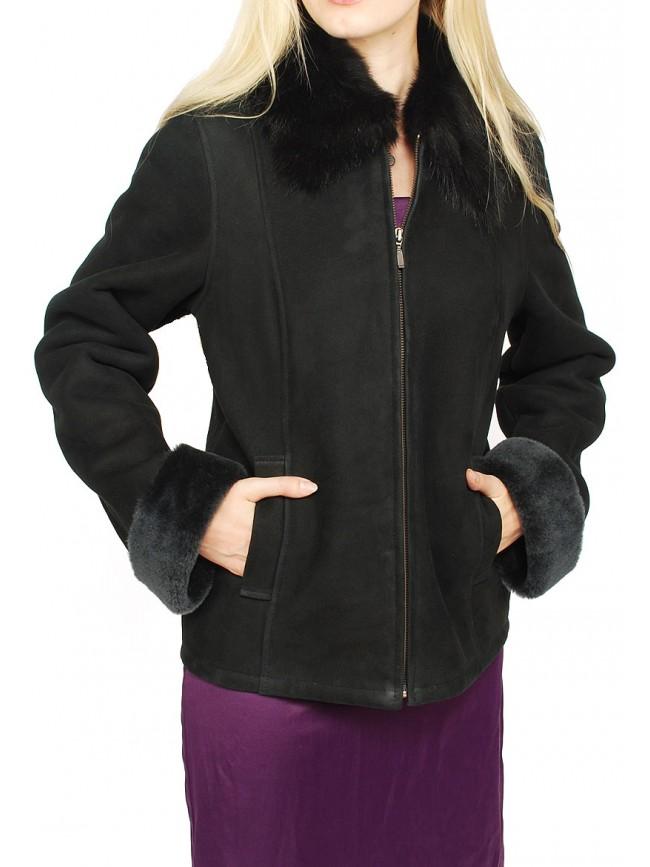 Flora Shearling Jacket
