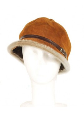Ladies Sheepskin Hat
