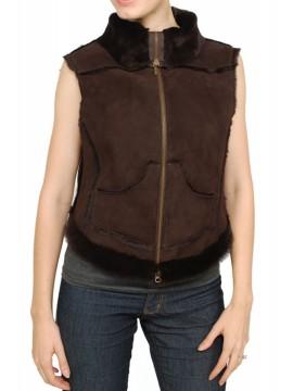 Viola Shearling Vest