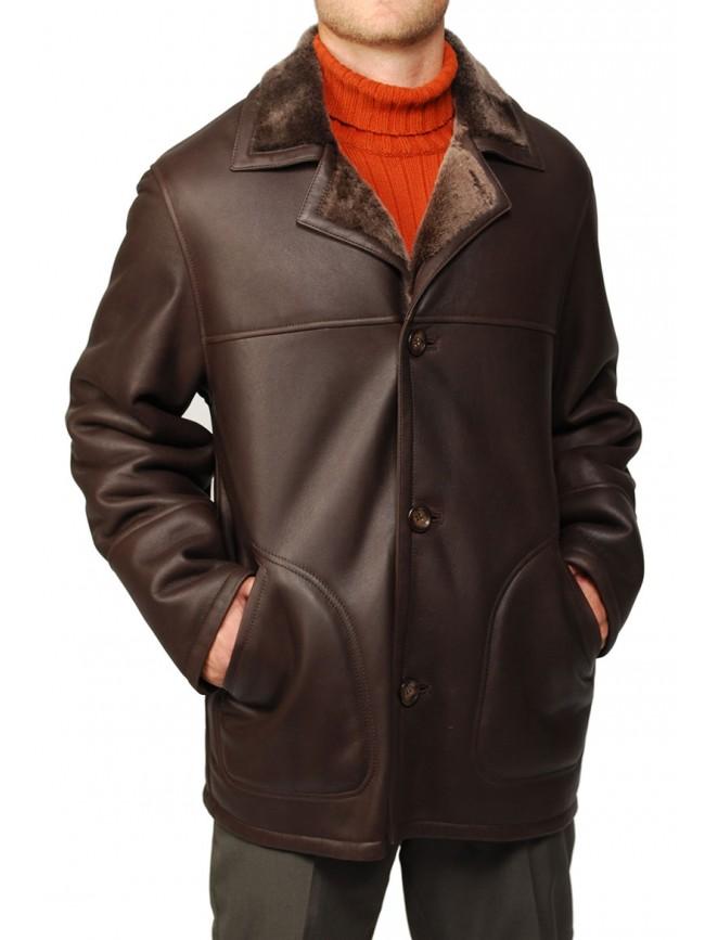 Kevin Shearling Coat