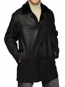 Mitch Shearling Coat