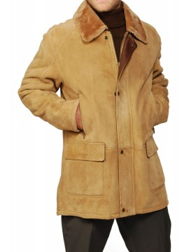 William Shearling Coat