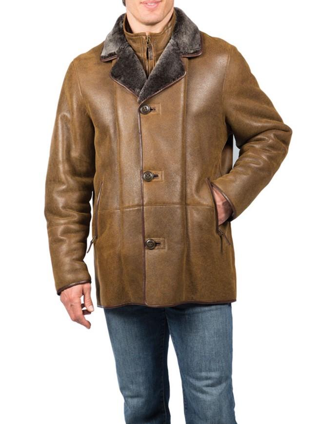 Yonkers Shearling Coat