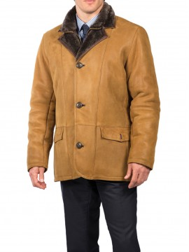 Hampton Shearling Coat