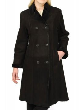 Rose Shearling Coat