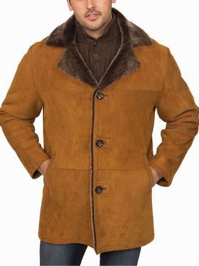 Jeremiah Shearling Coat
