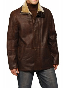 Walter Shearling Coat