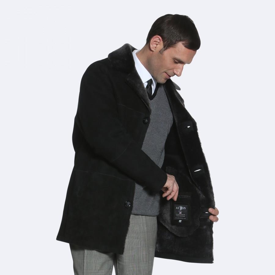 Andrew Sheepskin Coat
