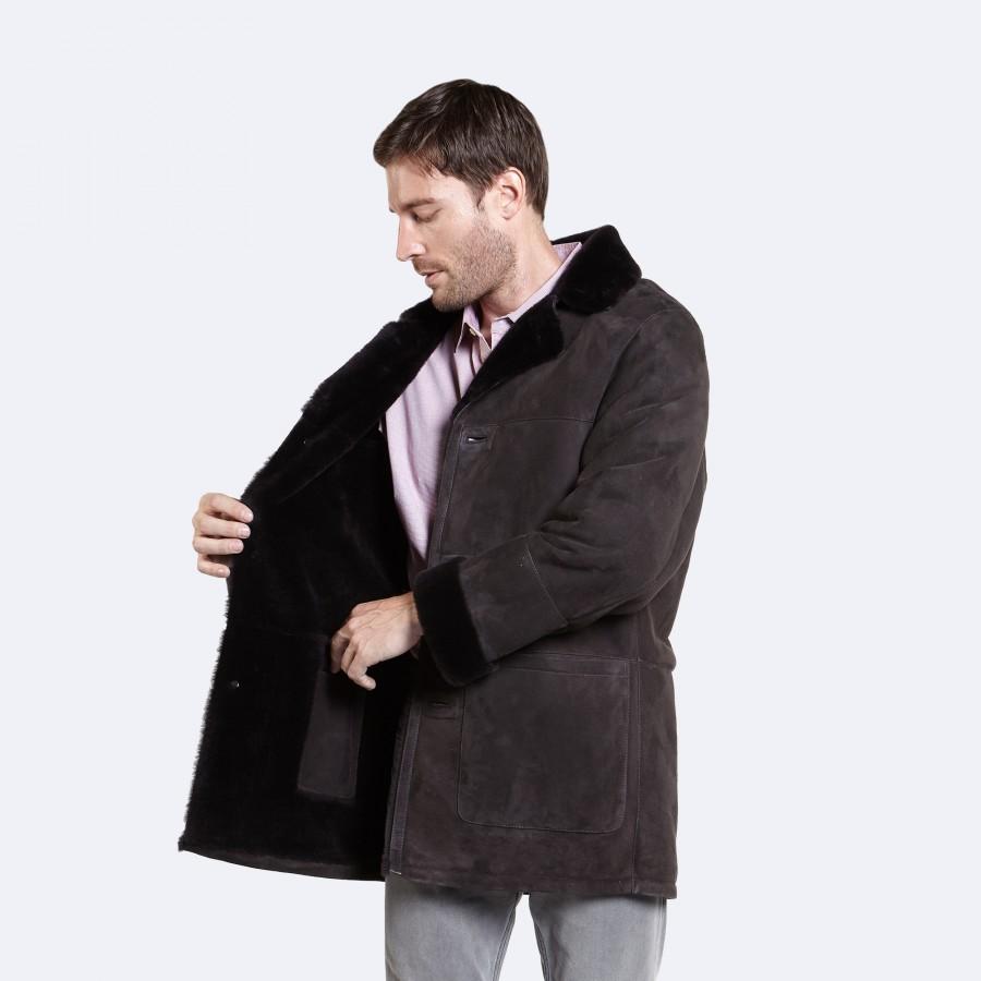 Arthur Sheepskin Coat