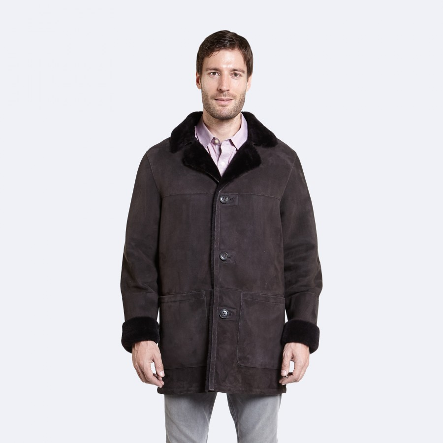 Arthur Sheepskin Coat