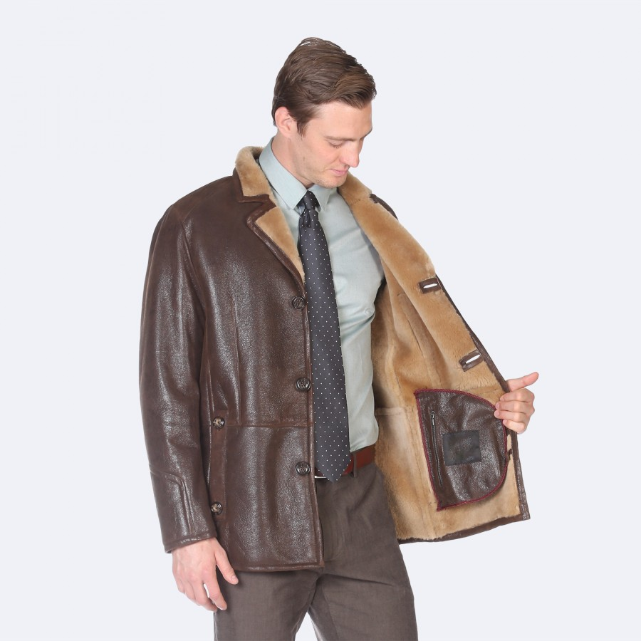 Eugene Sheepskin Jacket