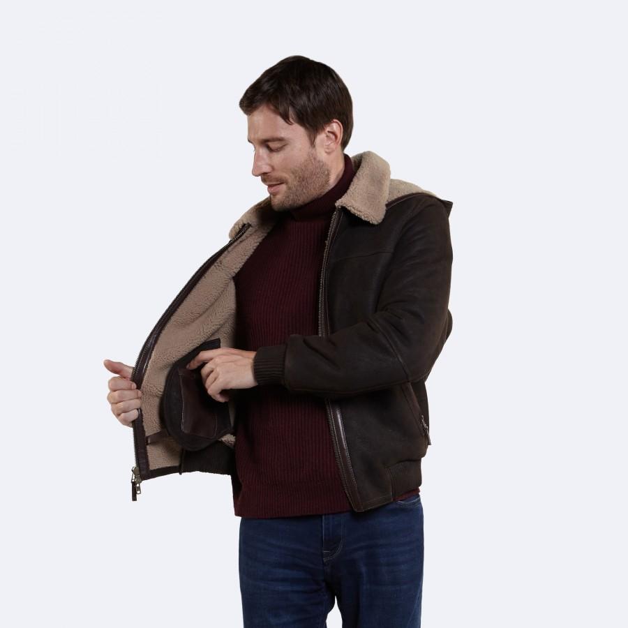 Harold Sheepskin Jacket