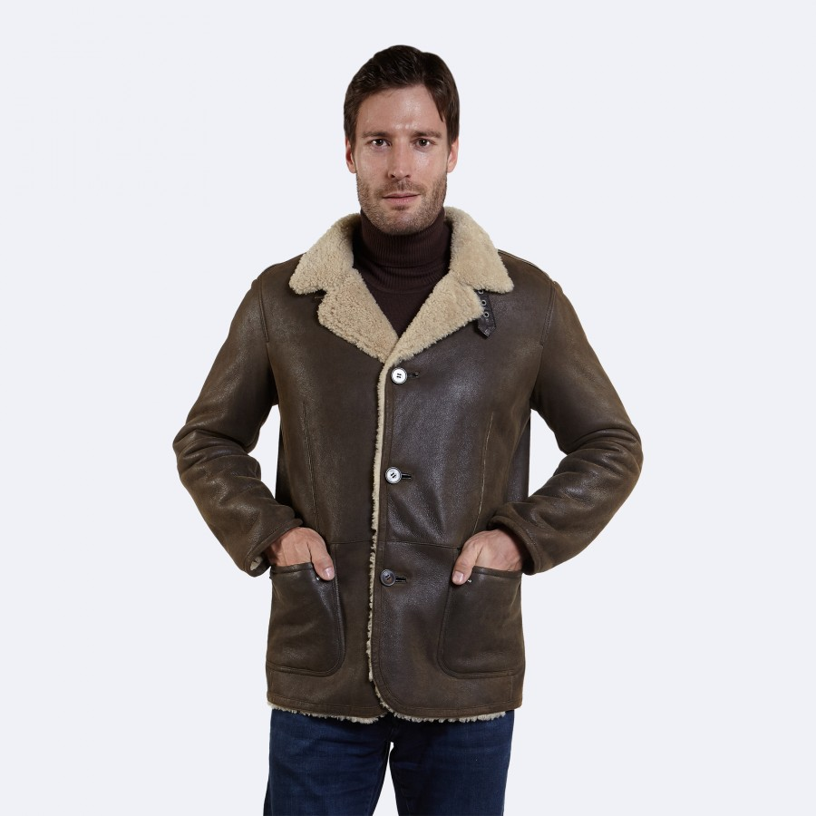 Floyd Sheepskin Jacket