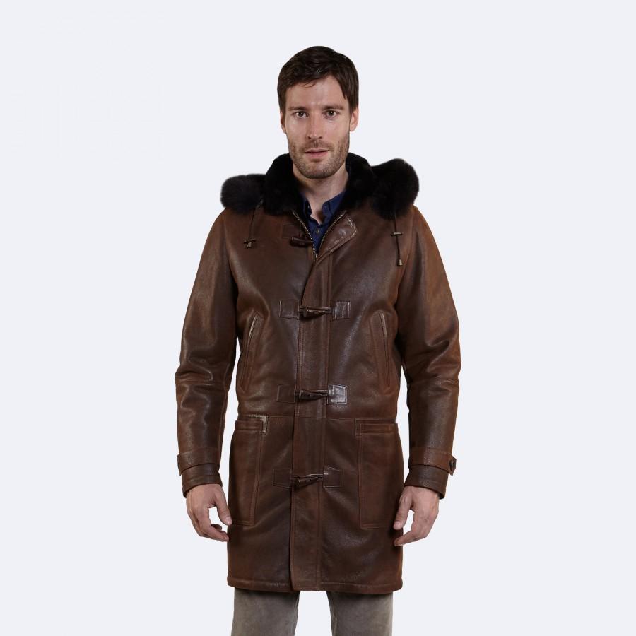 Marshall Sheepskin Coat