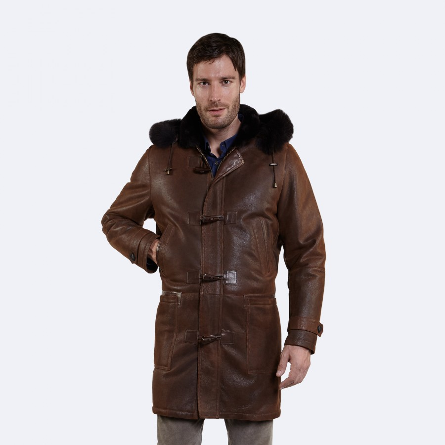 Marshall Sheepskin Coat