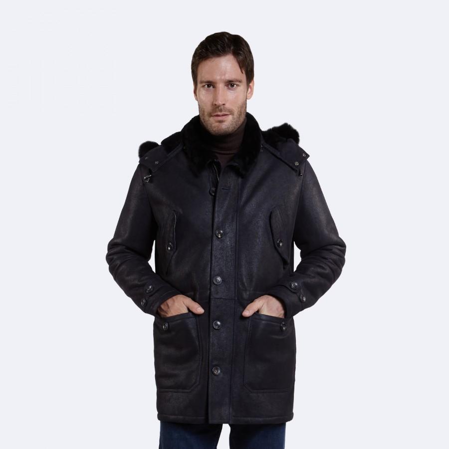 Wallace Sheepskin Coat