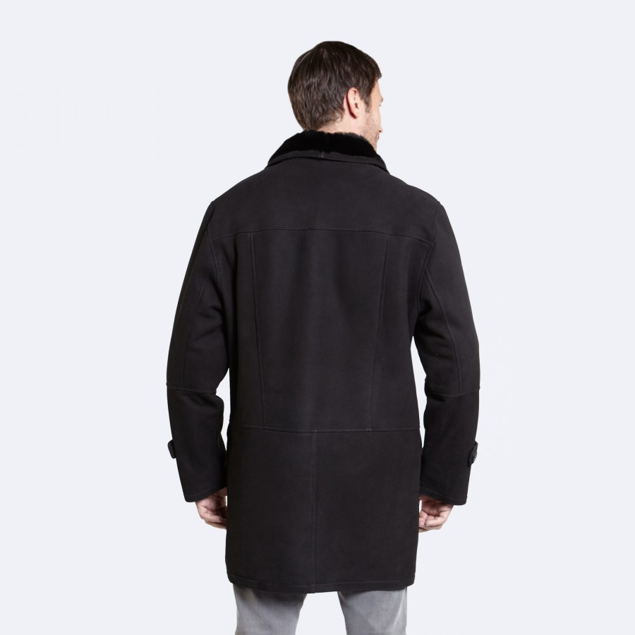 Stanley Sheepskin Coat