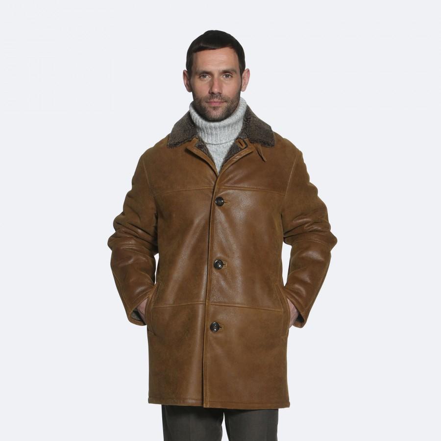 Walter Sheepskin Jacket